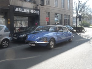 Citroën DS Pallas 1968-1975 - Wondelgemstraat -