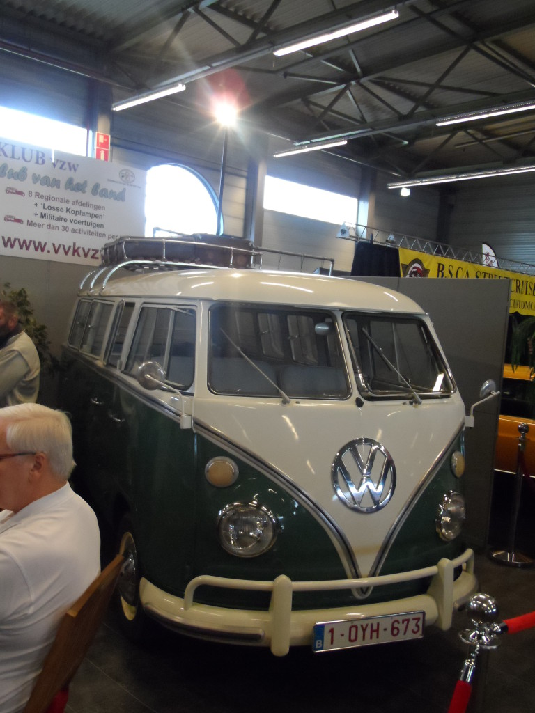 VW bus t1 1963-1967 - Sint-Denijs-Westrem