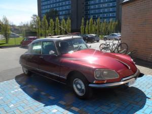 Citroen DS Pallas 1968-1975 - Harelbekestraat - Aldi UZ