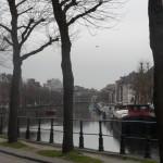 7 Visserij - zicht van op Loesbergskaai