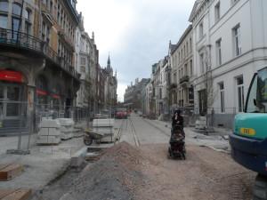 Belfortstraat - werken