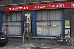 Café 't Scheepken - pic gentblogt.be