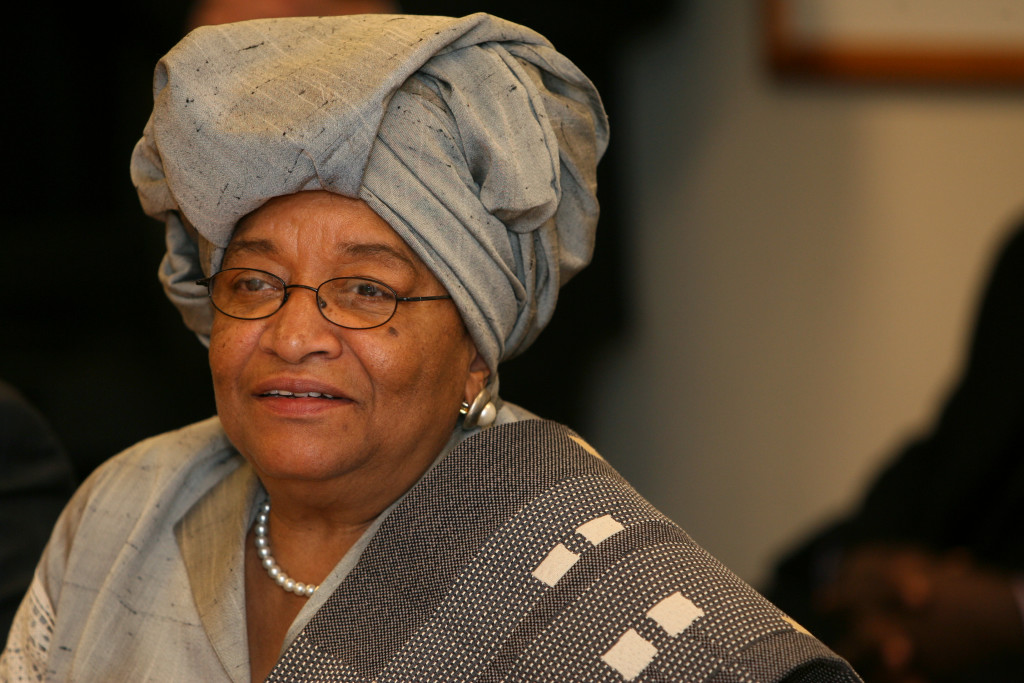 Ellen Johnson Sirleaf - pic web.worldbank.org