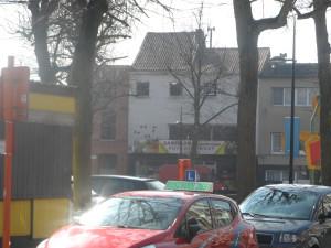 Fonteineplein - Brugse Poort