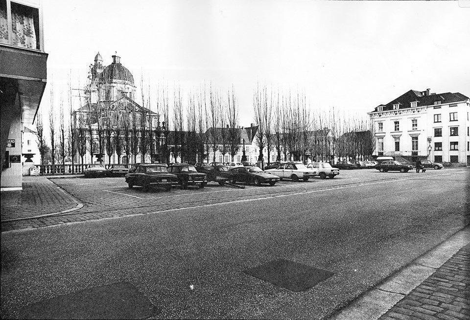 Sint-Amandsstraat - Sint-Pietersplein - pic Etienne Fornier