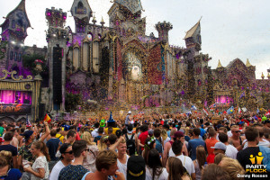 Antwerp' Tomorrowland