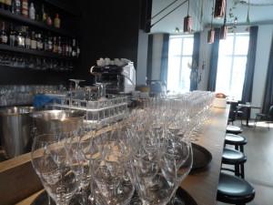 Het vermoedelijke Lokaal Uilenspiegel, thans Café De Abt, vandaag