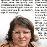 Marieke Smeyers - pic Het Nieuwsblad