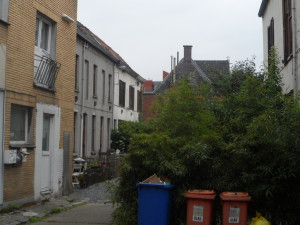 Sint-Salvatorstraat - beluik
