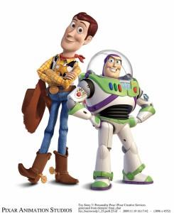 Toy Story - pic topcartooncharacters.com
