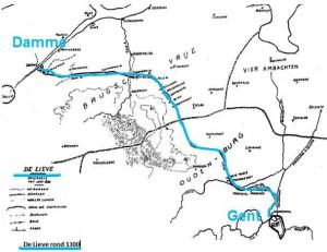Map Lieve - pic da és mijn gent