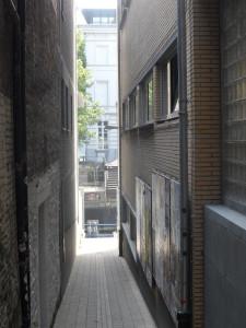 Parijsberg - zijstraat Lammerstraat