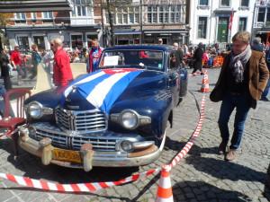 Lincoln Continental - Vrijdagmarkt - 1 mei