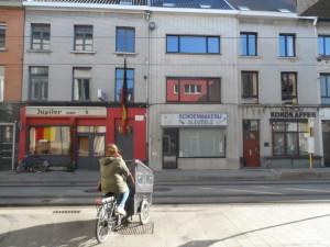 Annonciadenstraat - tegenover Stoppelstraat