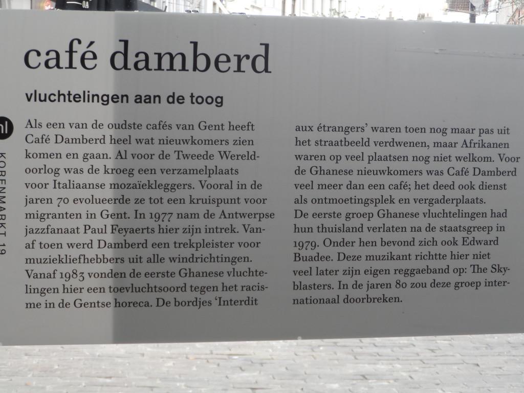Korenmarkt - Damberd