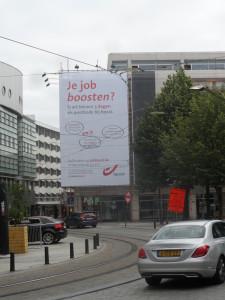 Kouter - reclame De Post