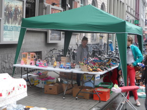 Rommelmarkt Lange Violettestraat - Sint-Annaplein