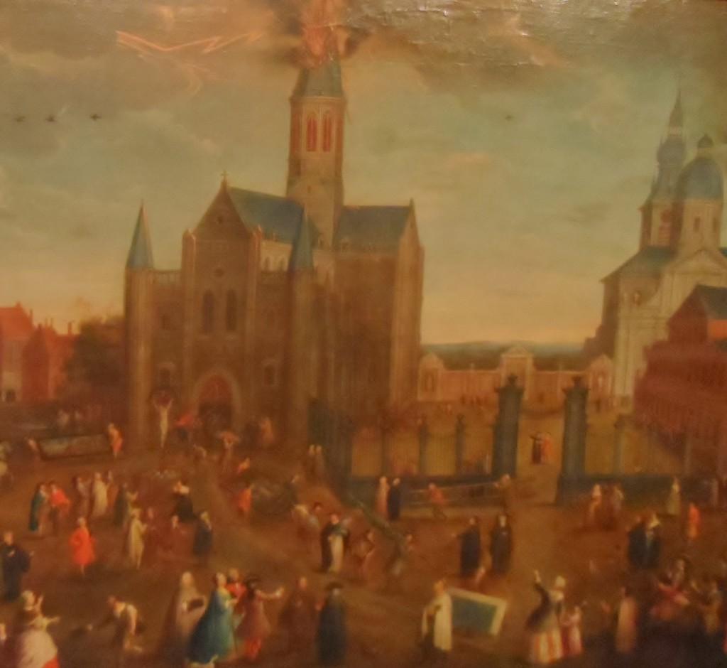 OLV kerk Sint-Pietersplein