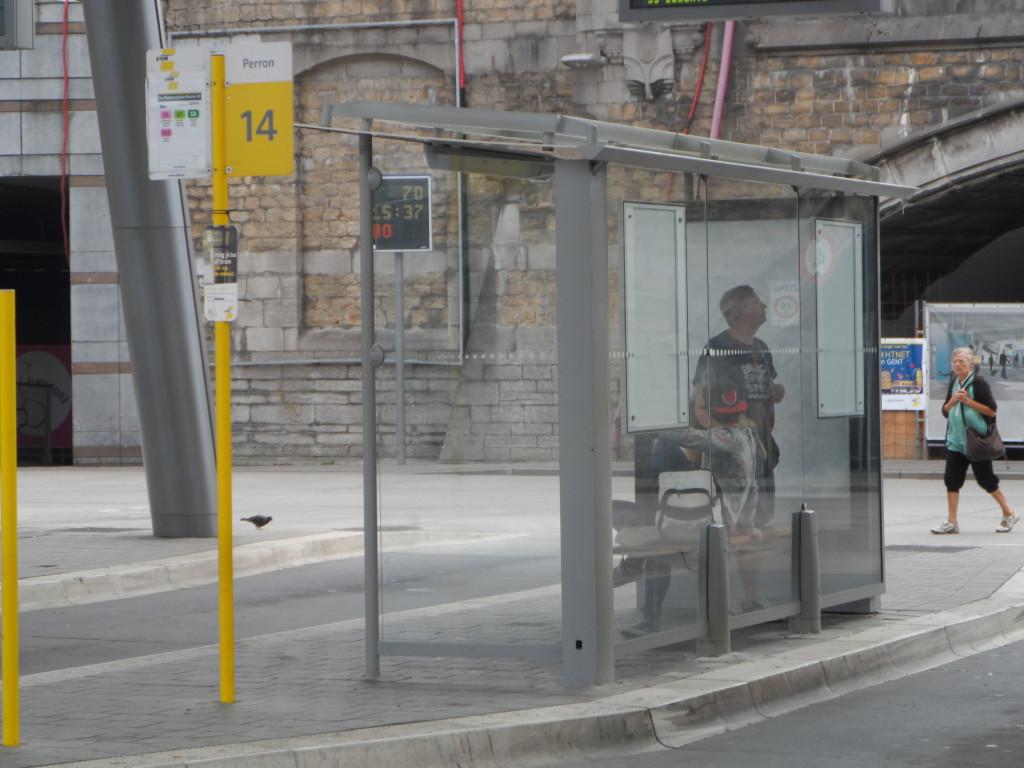 Plek voor buskotjes