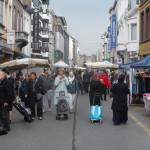 Rommelmarkt - Lange Violettestraat
