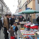 Rommelmarkt Seleskest - Sleepstraat - Sint-Salvatorstraat