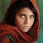 Sharbat Gula - pic Steve McCurry
