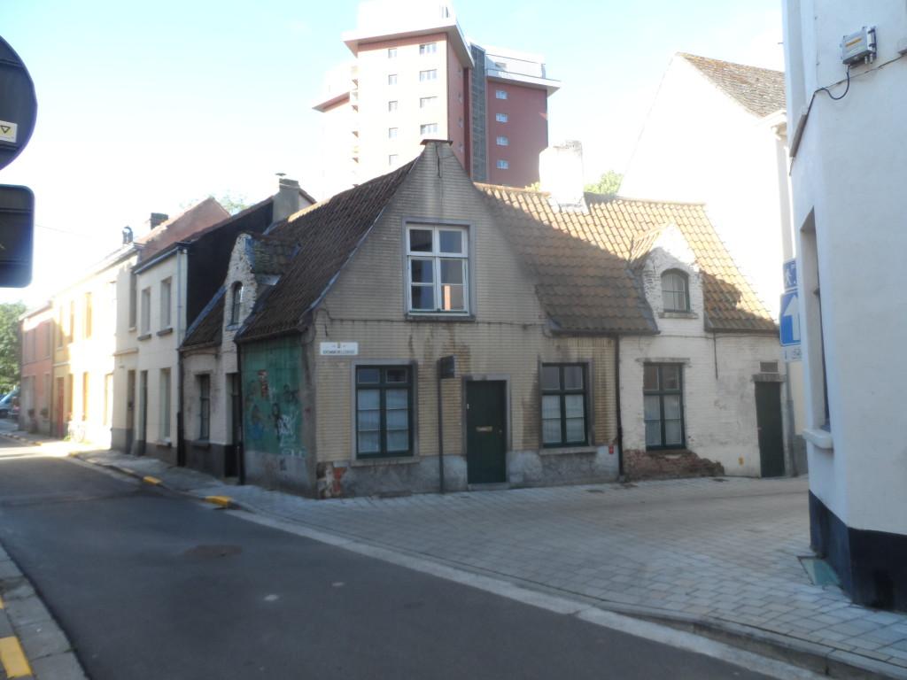 Stoppelstraat - hoek Krommenelleboog