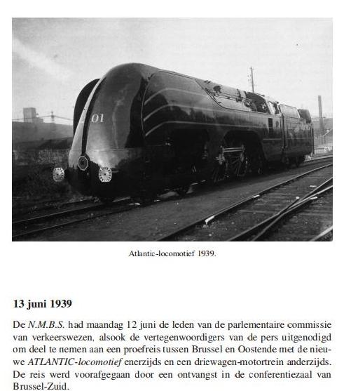 Trein anno 1939