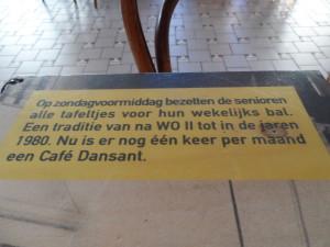 Café Dansant