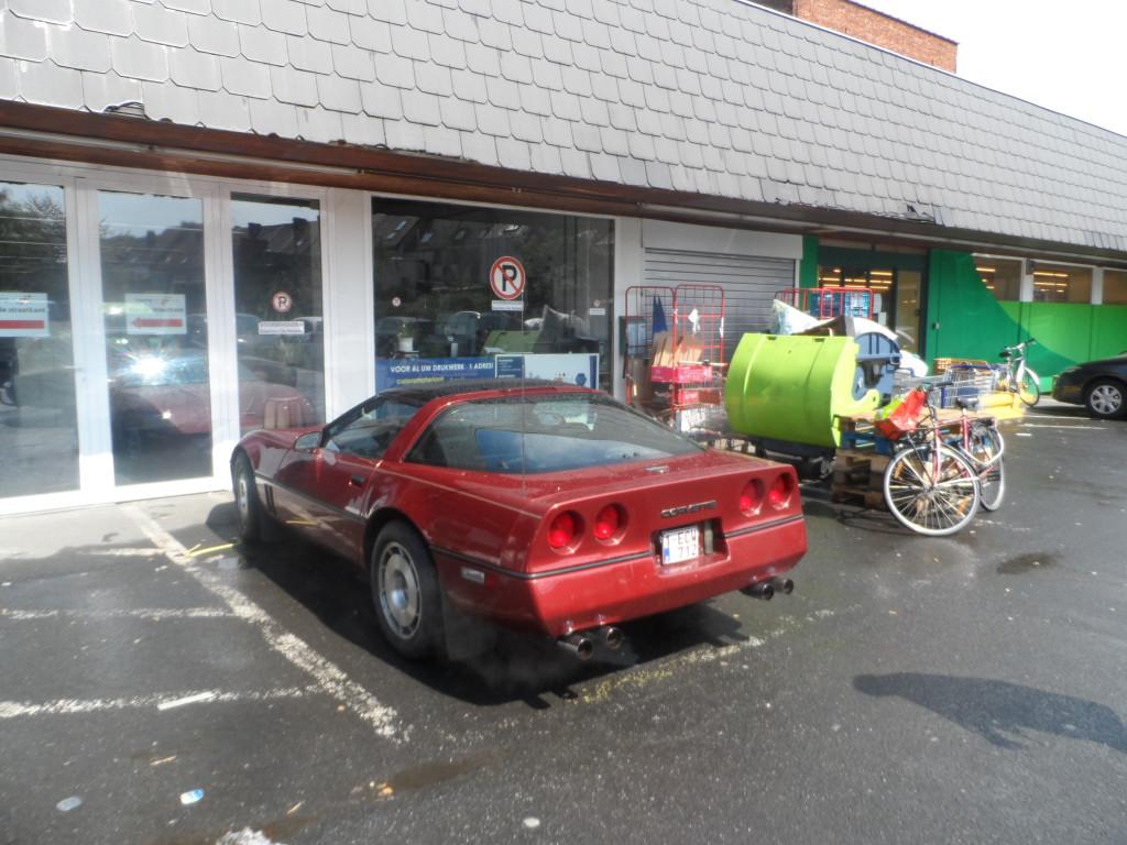 Corvette 1989