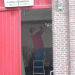 Begijnhoflaan - Protestantse kerk vertimmerd