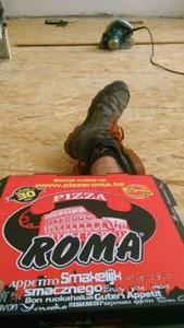 Edward Anseeleplein - pizzapauze