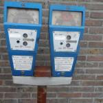 Sint-Amandsberg - Antieke parkeermeter