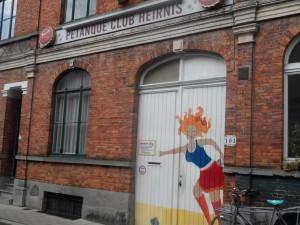 Snoekstraat - petanqueclub
