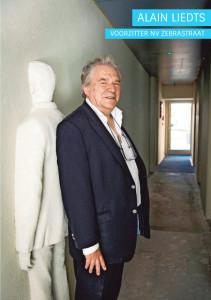 Alain Liedts - pic Zebrastraat.be