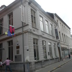 Café De Abt - Lange Kruisstraat hoek Mageleinsteeg