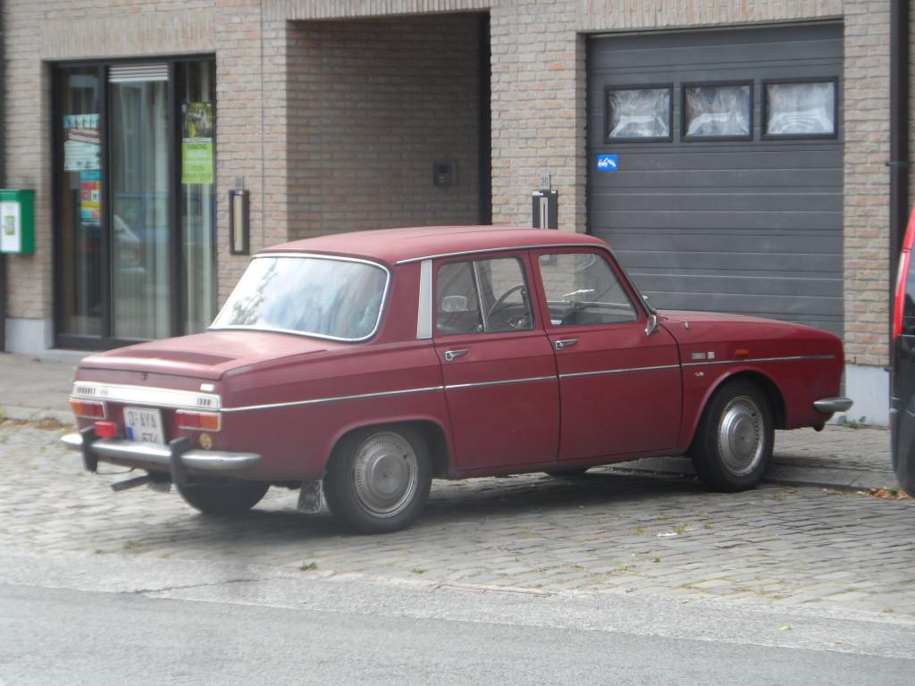 Renault 10 - Dorp Zevergem