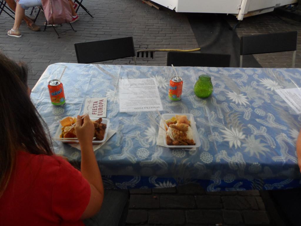 Stadshal - Fiesta Europa - Sumatra Food