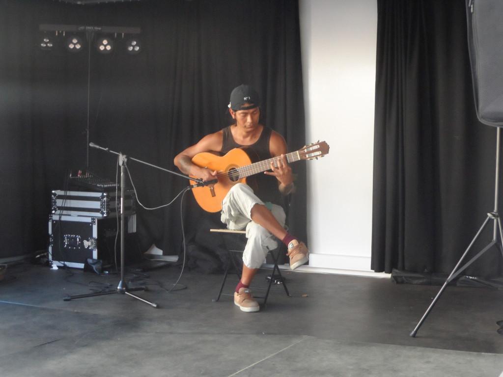Stadshal - Fiesta Europa - gitarist