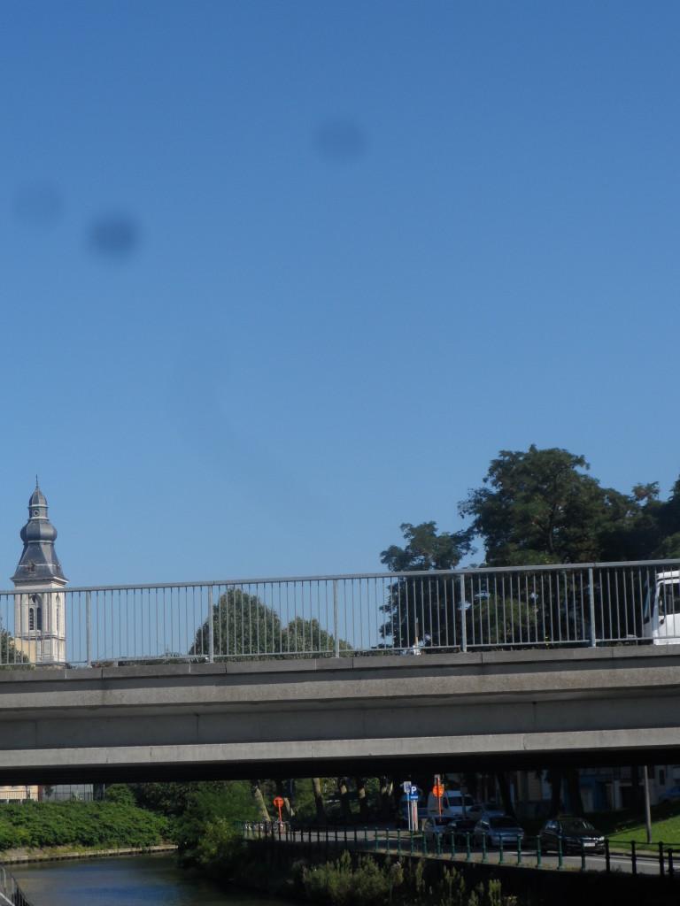 Stropkaai - zicht op Sint-Pietersabdij