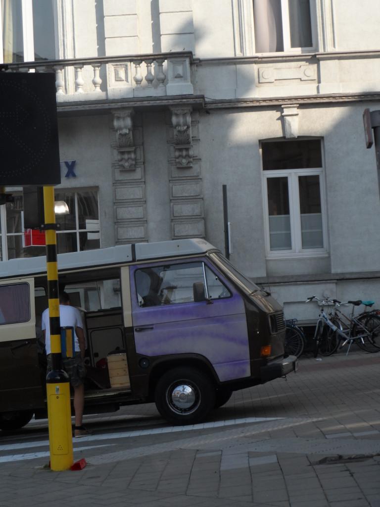 VW T3 Laurent Delvauxstraat