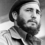 Fidel Castro - pic wordpress.com