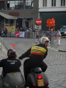 Bij Sint-Jacobs - Trefpunt - fietsrace