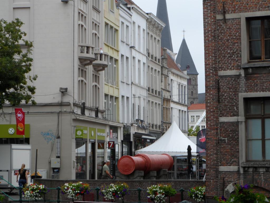 Grootkanonplein - Dulle Griet