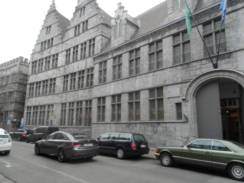 Hoogpoort -- Conservatorium - zogenaamde Grote Sikkel