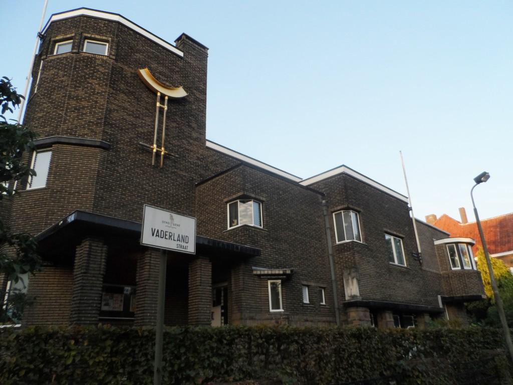 Krijgslaan - Vaderlandstraat - Villa De Bondt