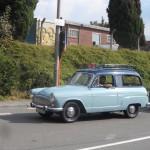 Ottergemsesteenweg - Simca Aronde P60 Chatelaine