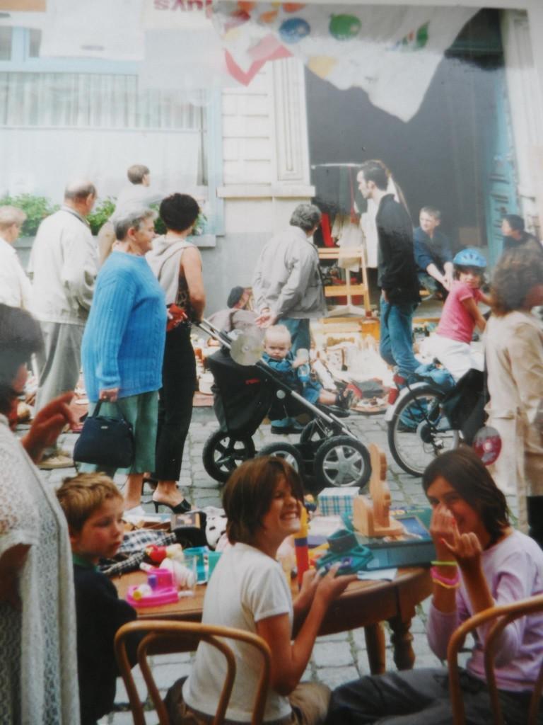 Prinsenhoffeesten in 2002 - Mirabellostraat