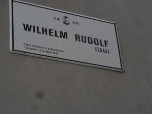Wilhelm Rudolfstraat - bij Ottogracht