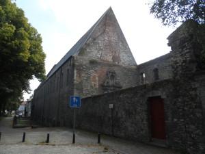 Spanjaardstraat - Sint-Baafsabdij